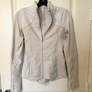 Lululemon Forme Zip Jacket Size 4